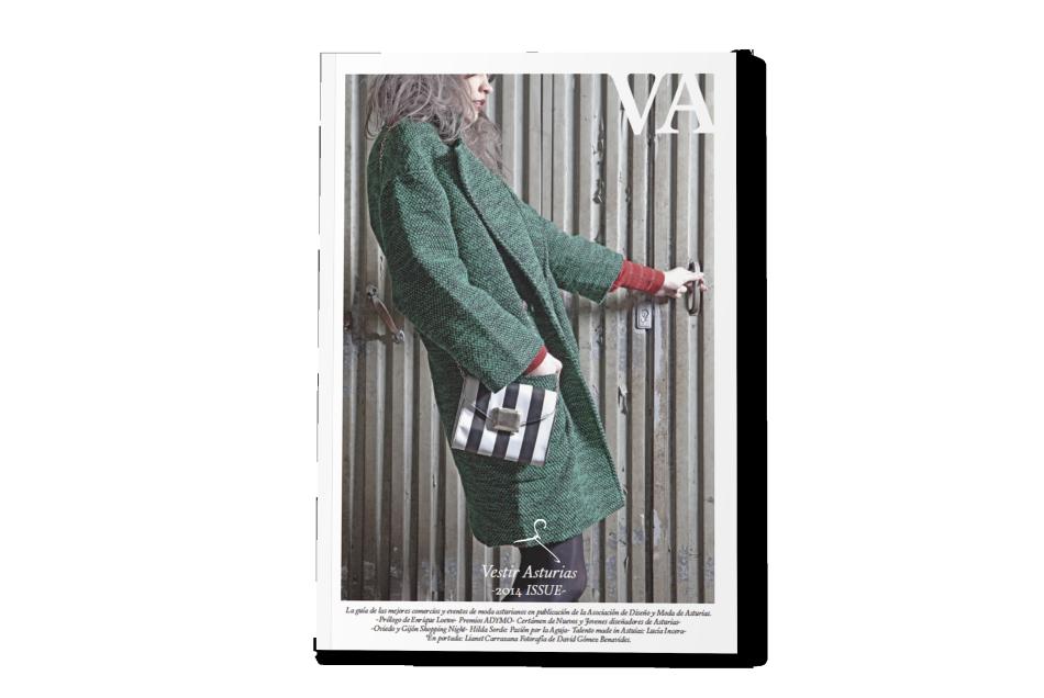 vestir asturias magazine PORTADA